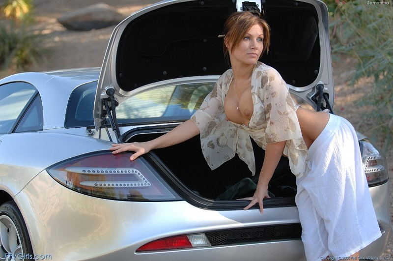 samantha-mercedes-slr-ftvgirls-11