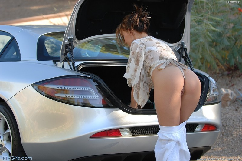 samantha-mercedes-slr-ftvgirls-17