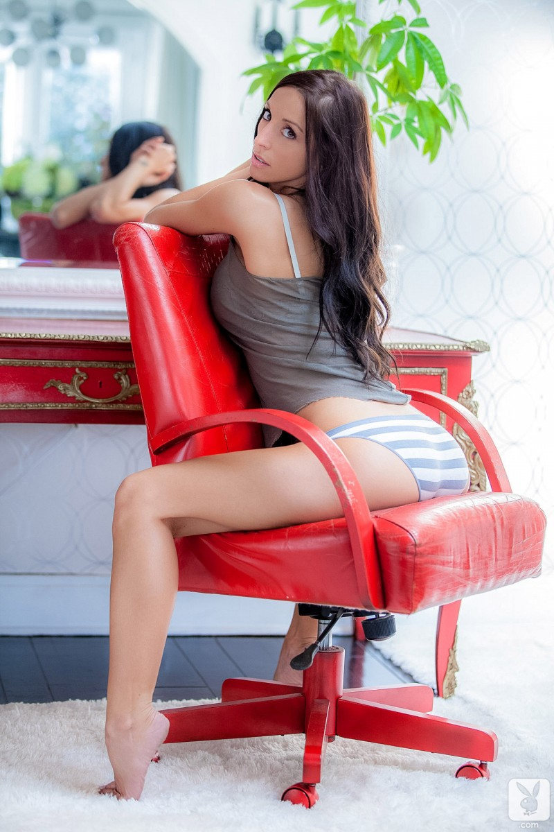 samantha-shane-red-chair-playboy-01