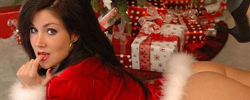 Santa's Girls – Sweet Krissy