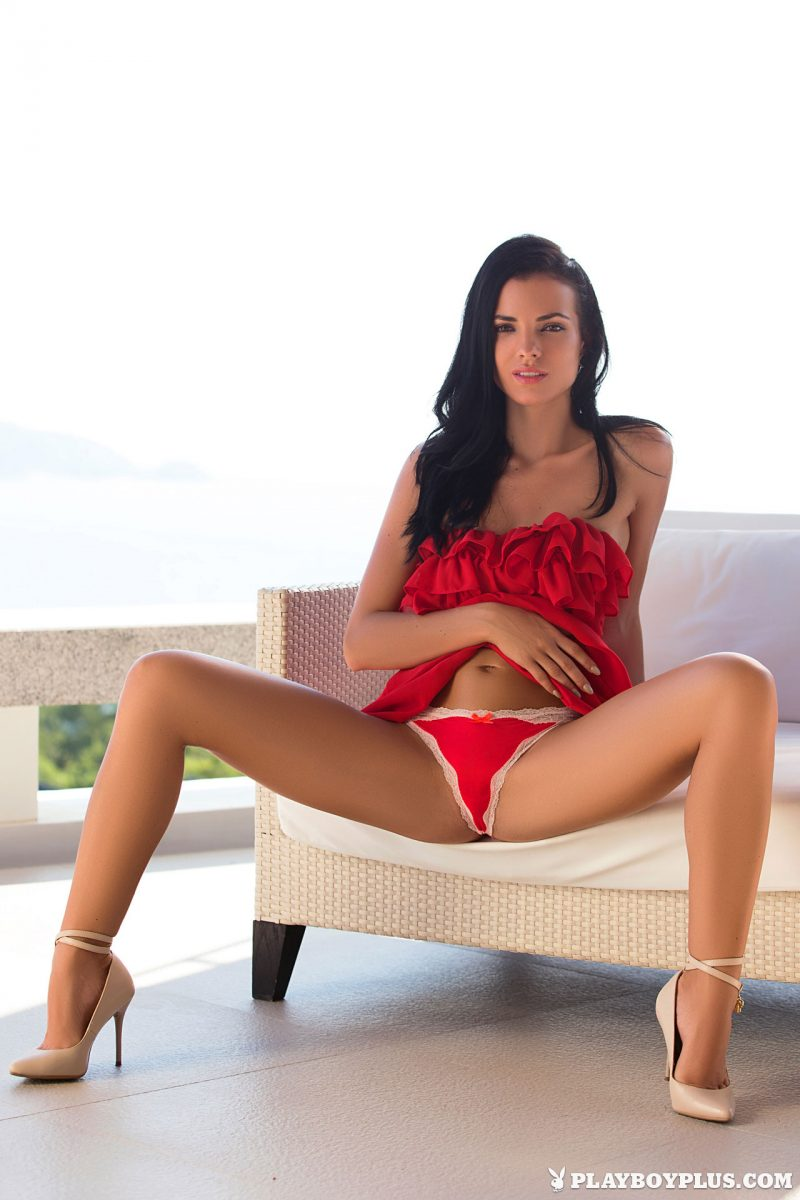 sapphira-nude-brunette-red-dress-playboy-03