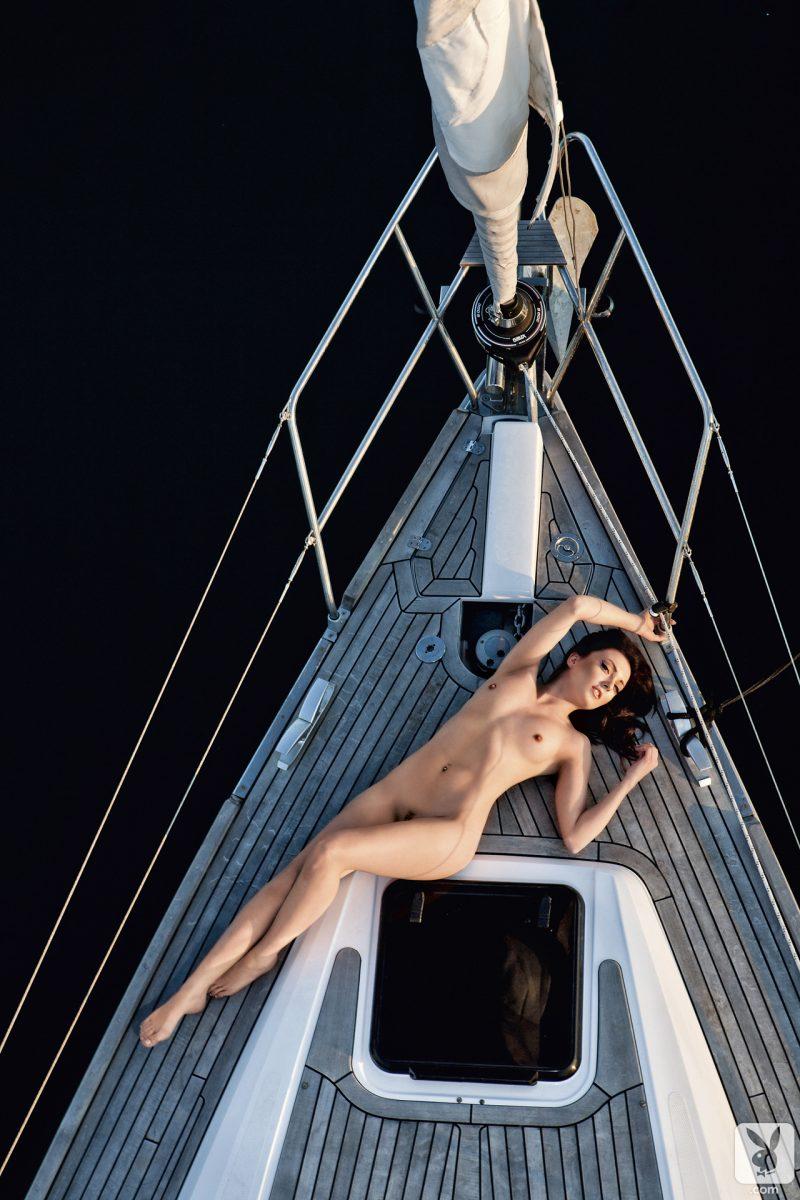 sara-mercnik-yacht-nude-slovenia-playboy-08