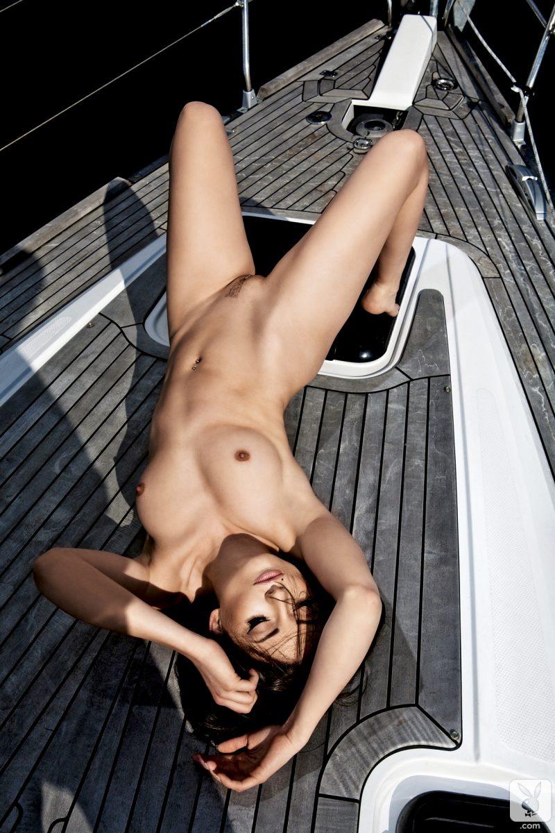 sara-mercnik-yacht-nude-slovenia-playboy-09
