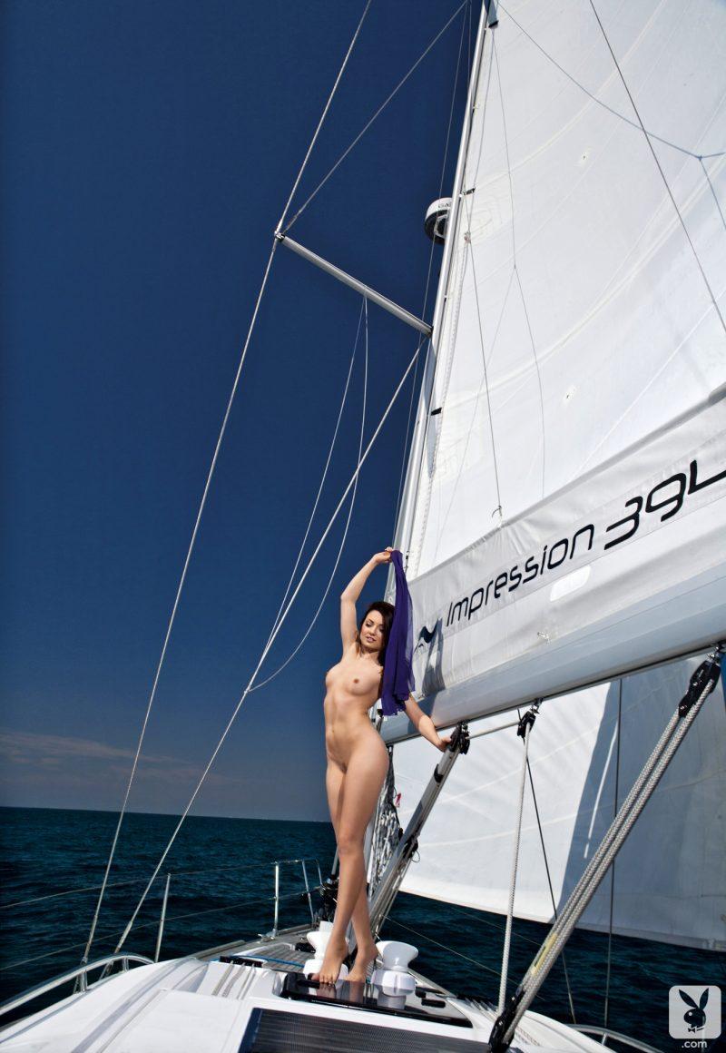 sara-mercnik-yacht-nude-slovenia-playboy-11