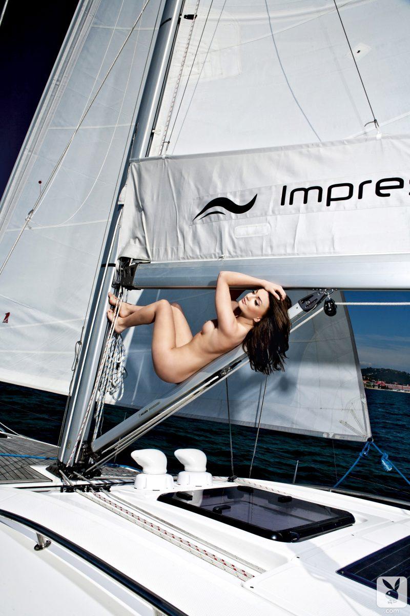 sara-mercnik-yacht-nude-slovenia-playboy-12