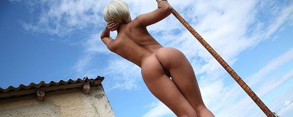 Sasha Cane – Blonde wig
