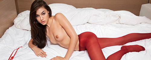 Sasha Grey in Playboy