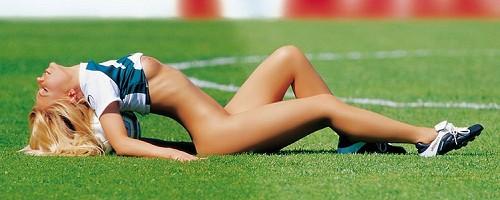 Saska Colnaric – Slovenia soccer babe