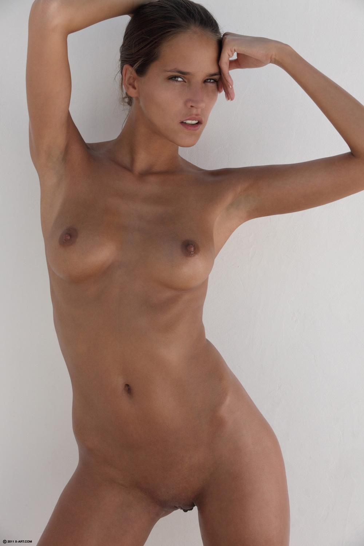 art silvie Nude model