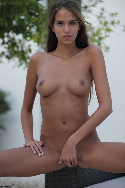 silvie tanned nude x art 22 redbust