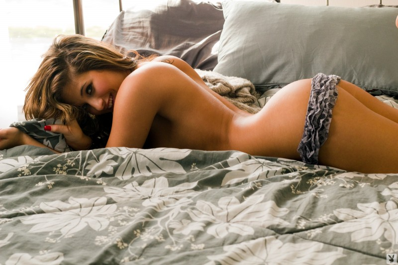 kaitlyn-mason-bed-time-play-nude-playboy-05