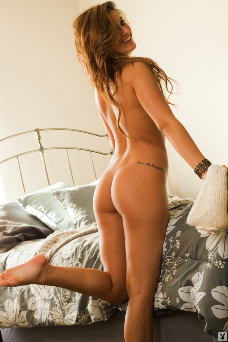 kaitlyn-mason-bed-time-play-nude-playboy-11