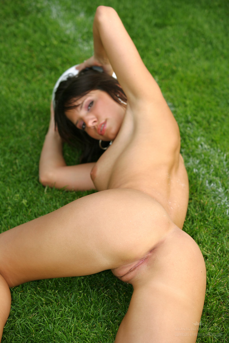 Me, Nude girls soccer players