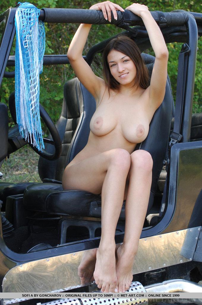 sofi-a-boobs-nude-jeep-wrangler-metart-14