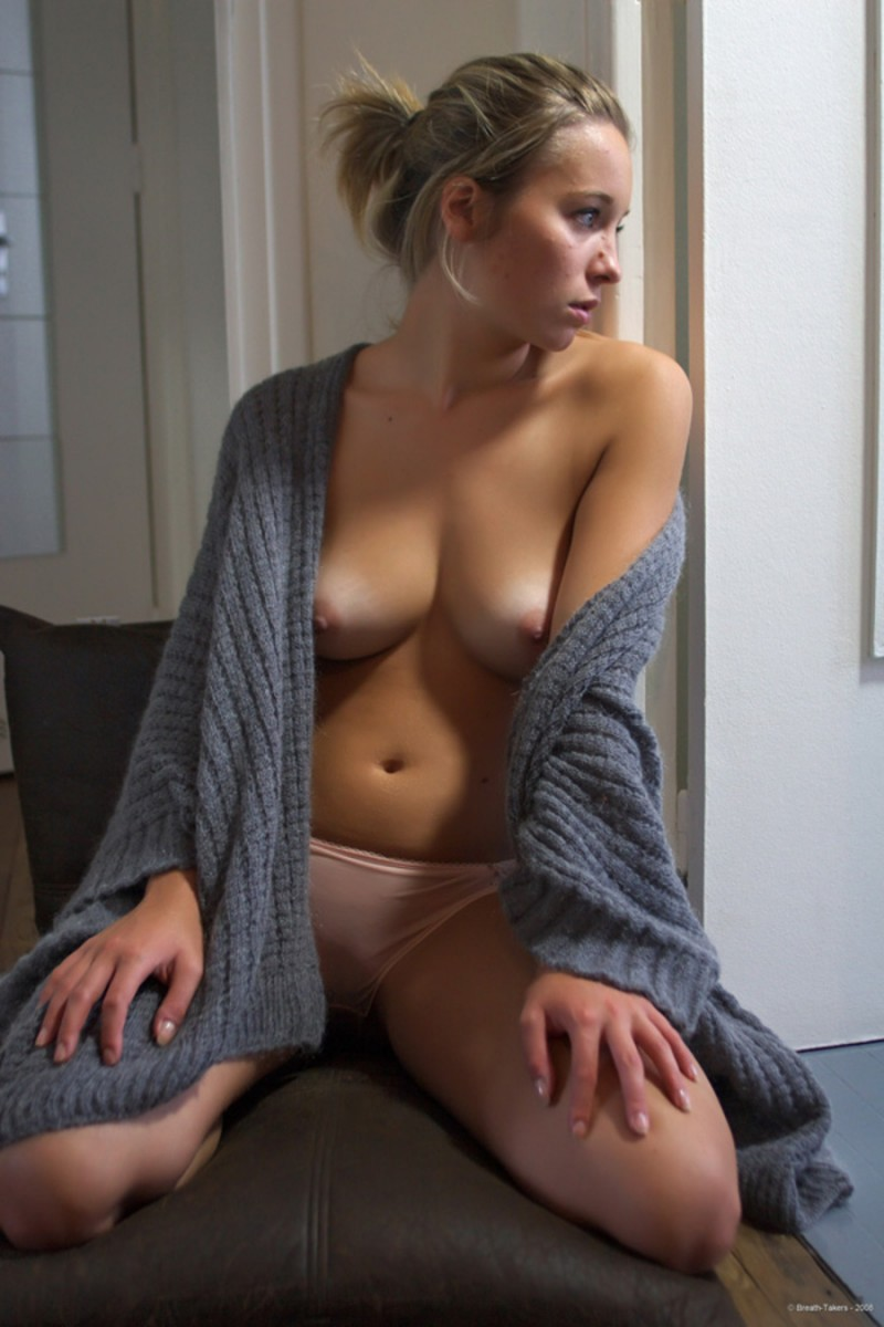 Young girl leg warmers nude