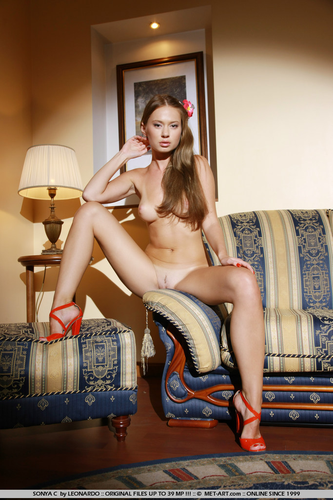sonya-c-red-high-heels-sofa-metart-05