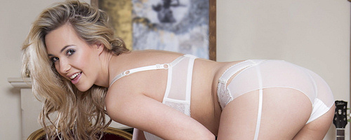 Sophia Knight in Playboy