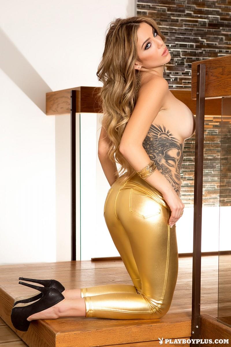 sophia-presley-gold-leggings-naked-playboy-07