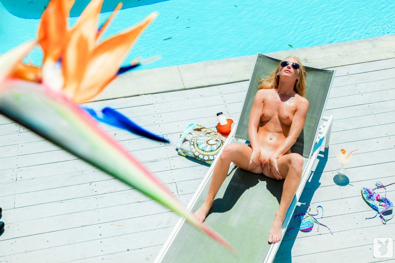 stacy-aaron-pool-naked-bikini-playboy-15