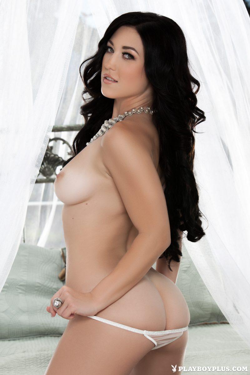 stefanie-knight-brunette-nude-lingerie-playboy-16