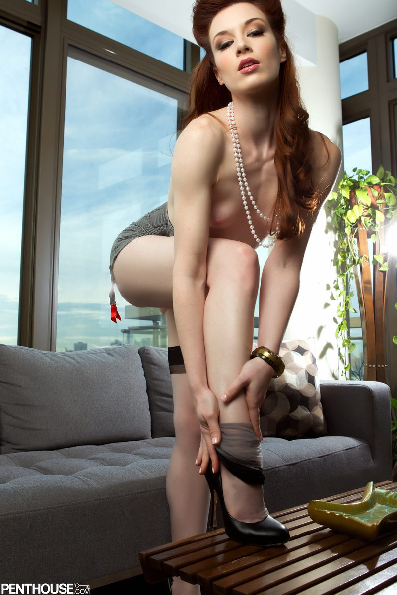 stoya-nude-stockings-penthouse-07