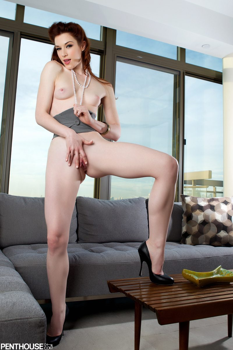 stoya-nude-stockings-penthouse-15