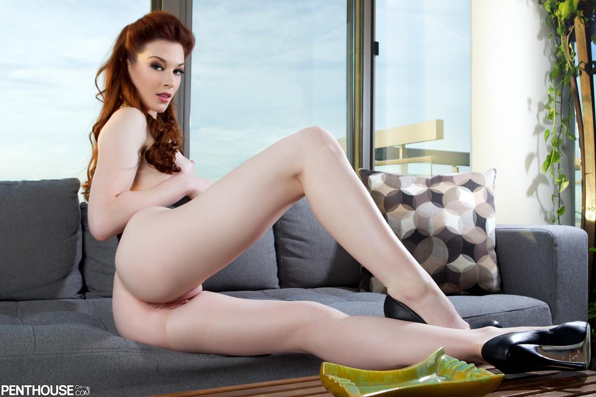 Stoya Nude Stockings Penthouse