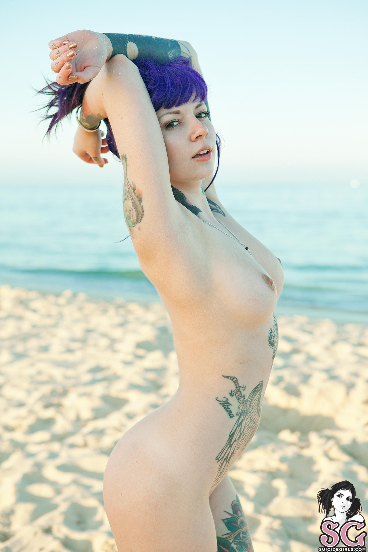 nude suicide girls vagina tattoos