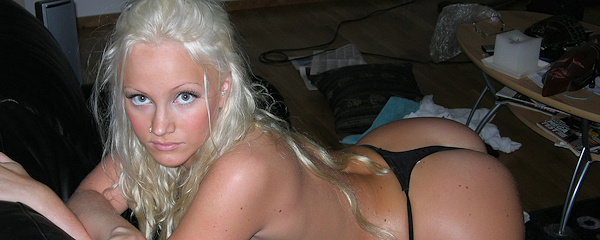 Swedish blonde amateur