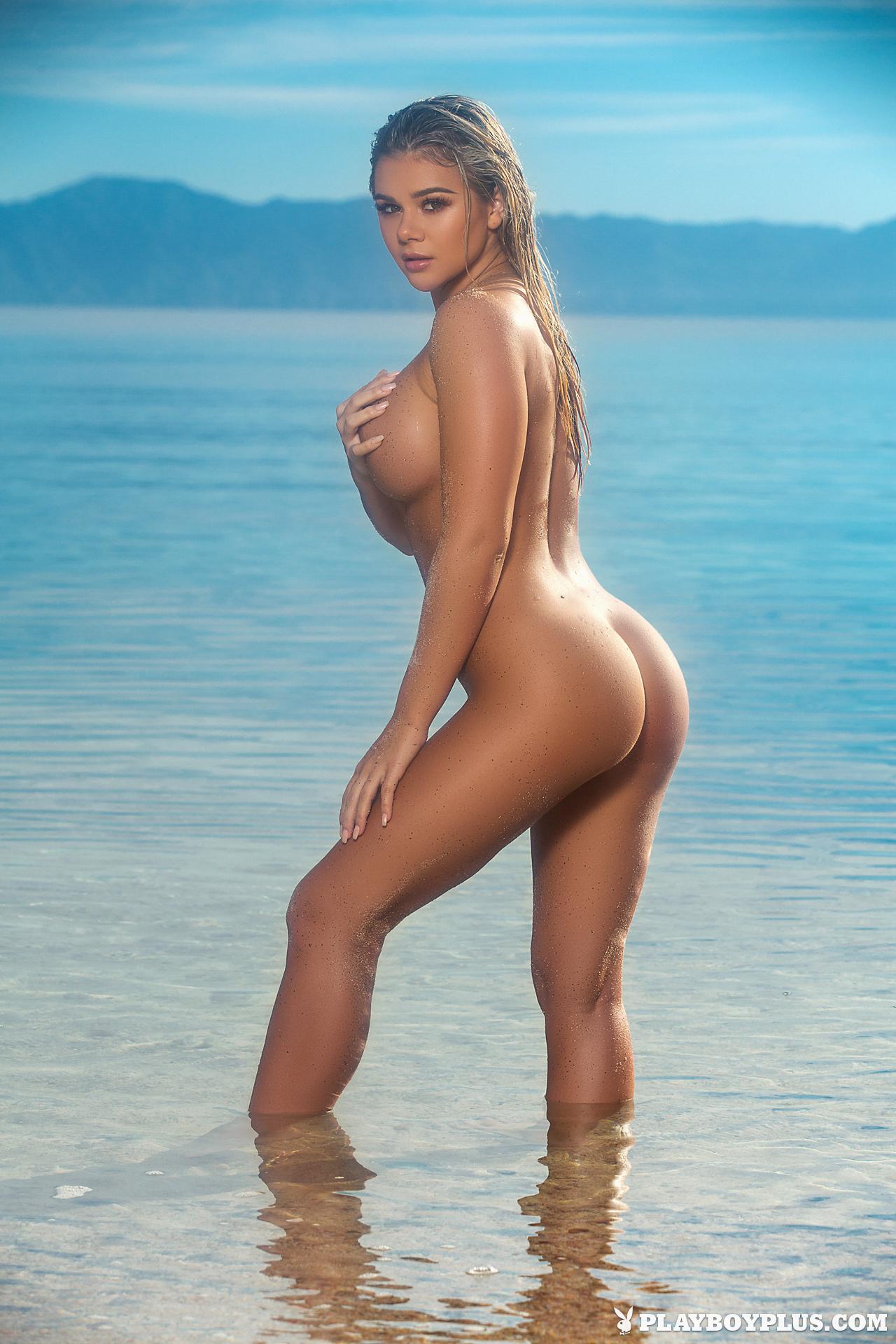 tahlia-paris-beach-bikini-seaside-boobs-blonde-playboy-26