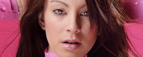 Talia Shepard and pink tape