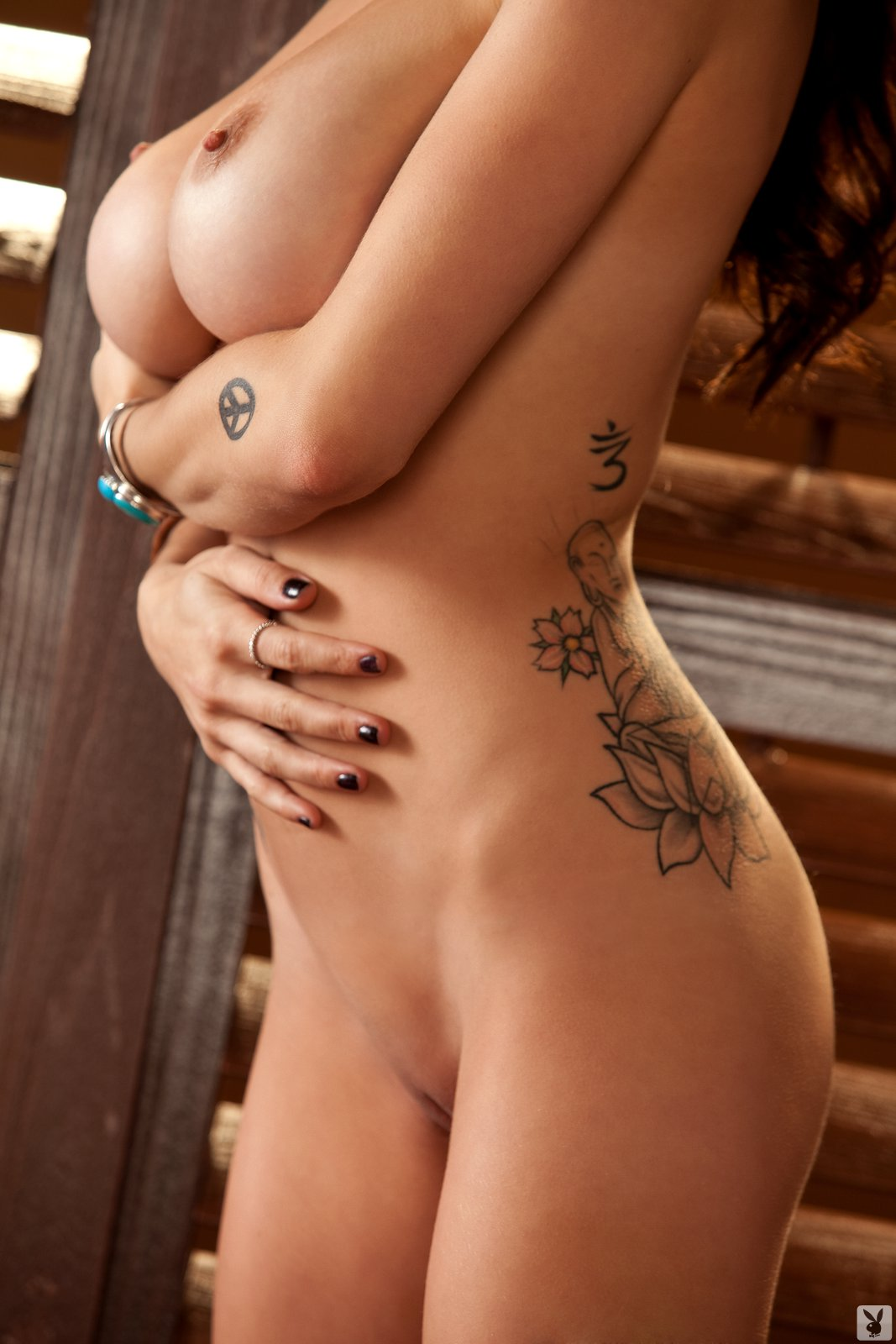 Nude girls doing nasty things