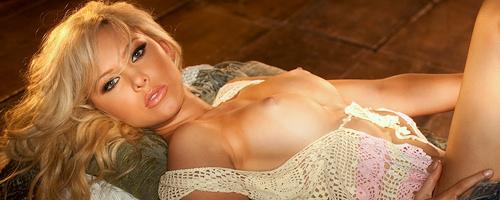 Tiffany Toth in Playboy