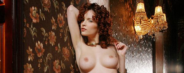 Ulya – Curly redhead