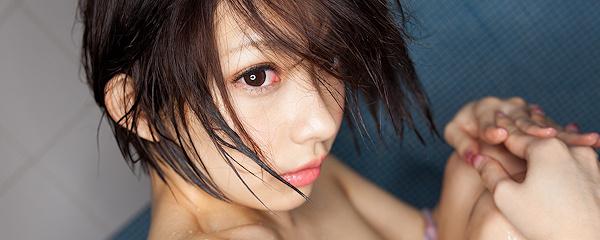Urumi Narumi in the shower