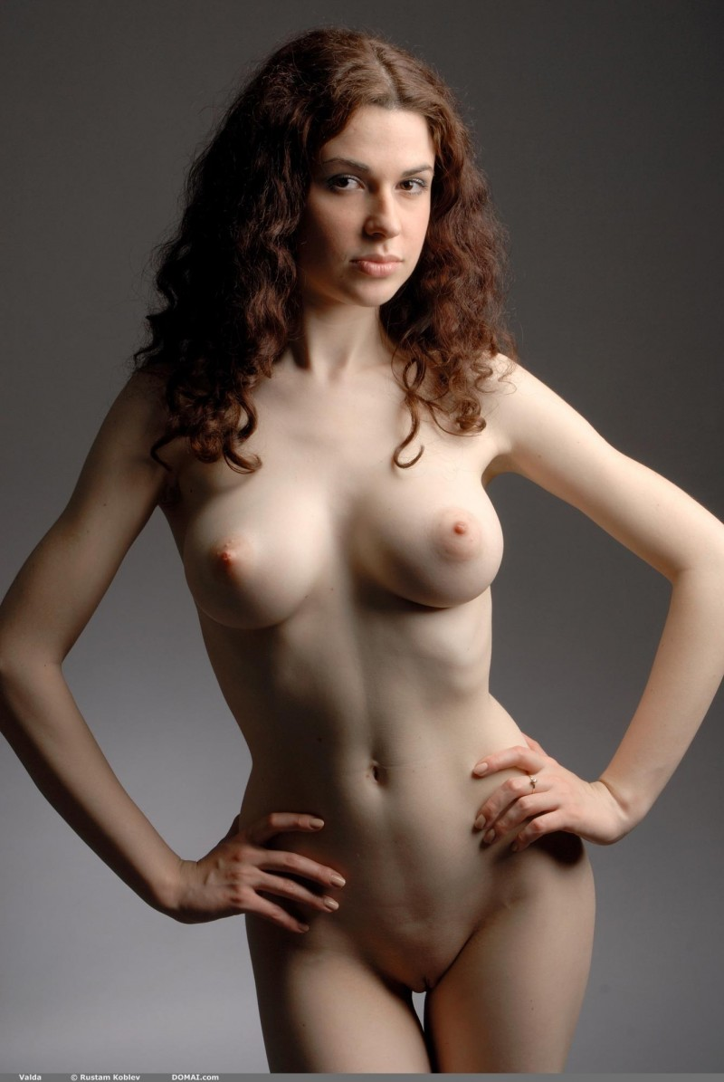 Breasts nude