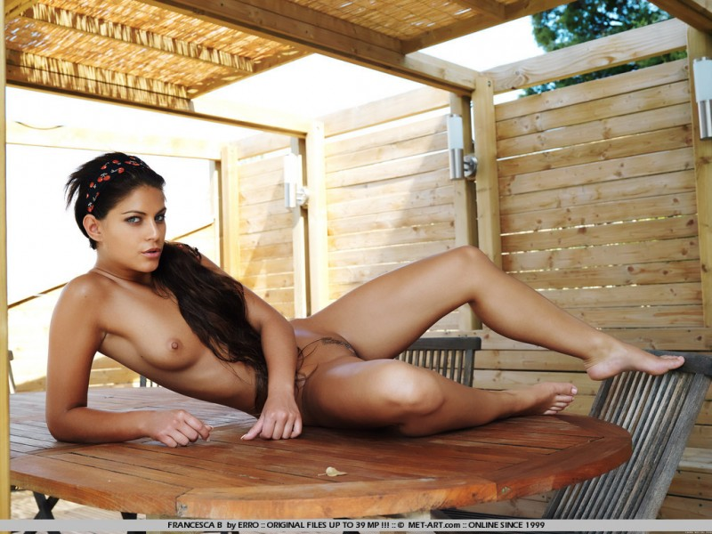 francesca-b-naked-table-met-art-11