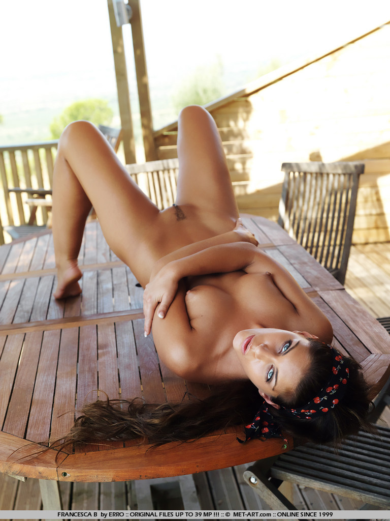 francesca-b-naked-table-met-art-19
