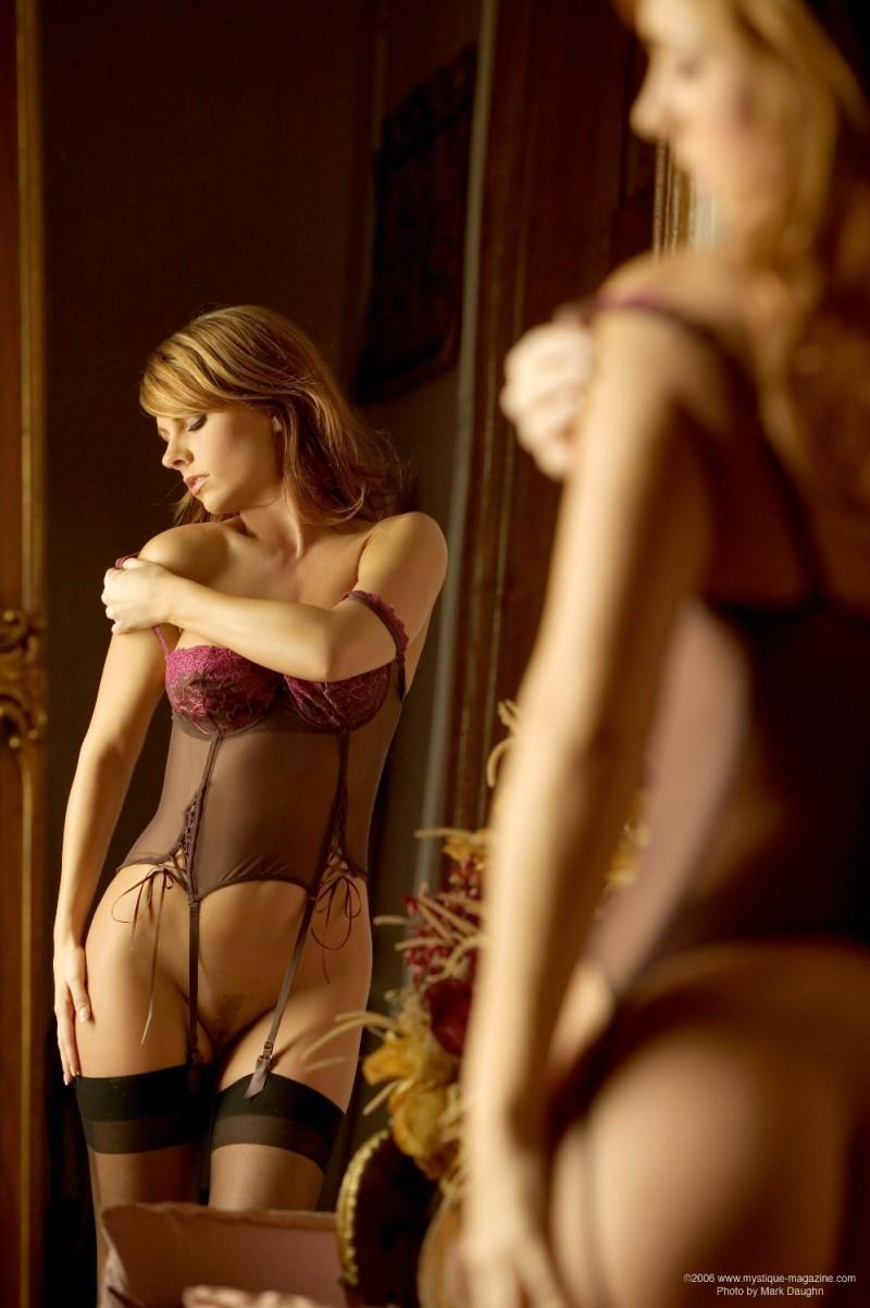 Remarkable, Valerie baber lingerie similar