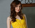 halena-a-yellow-dress-metart