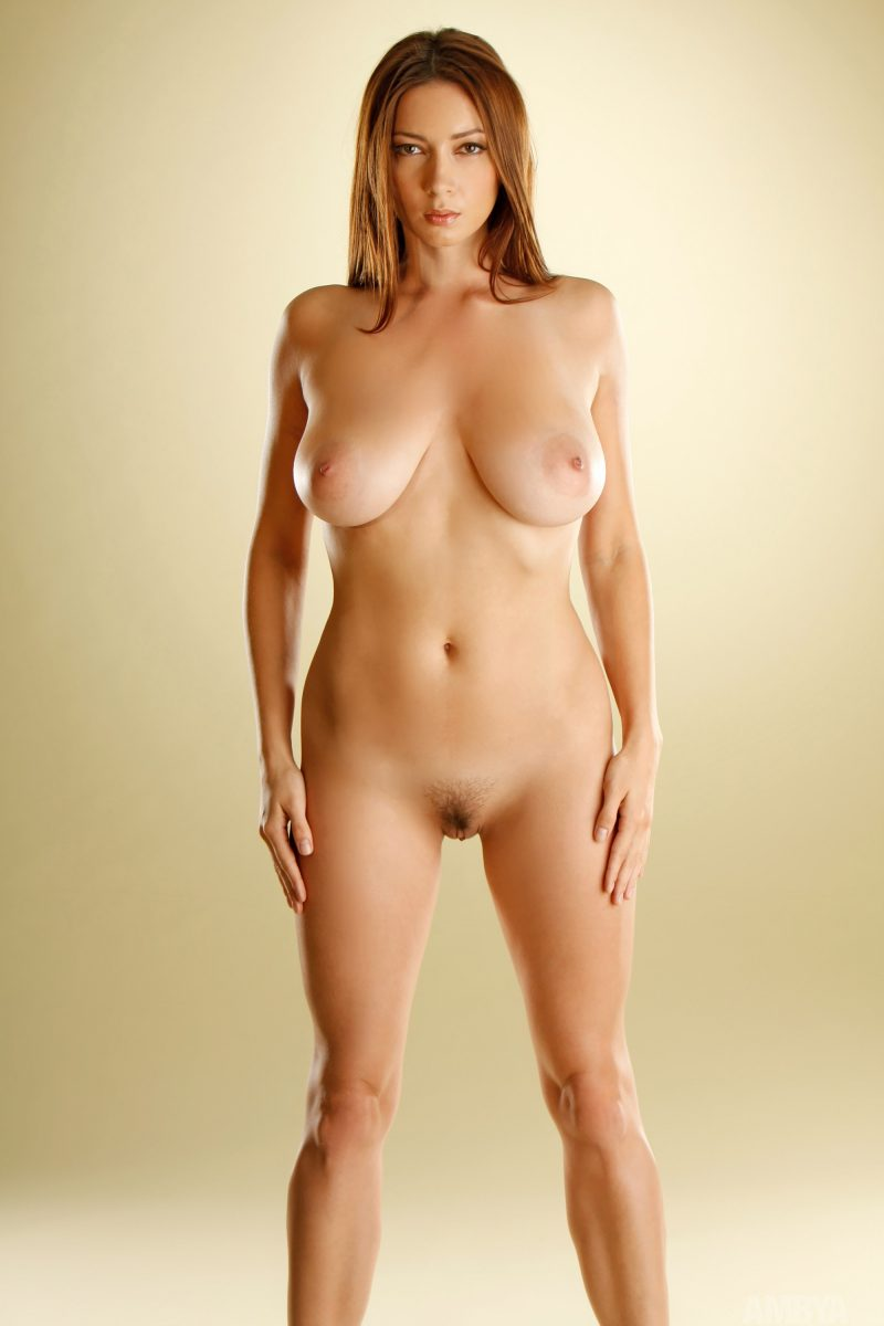 naked A completely