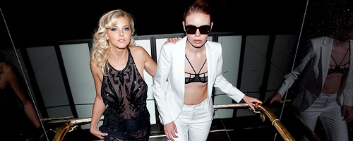 Victoria Winters & Cristy Nicole