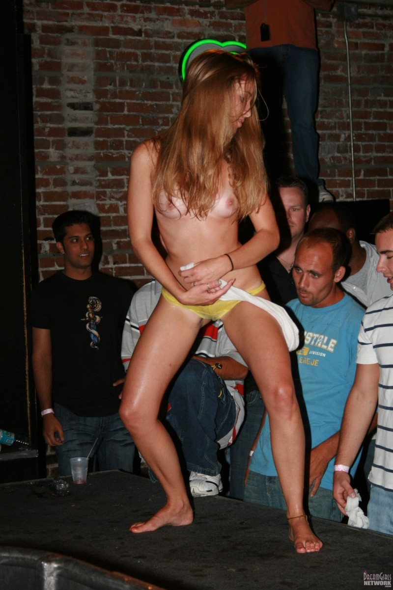 Slutty coeds sex club party when mrs