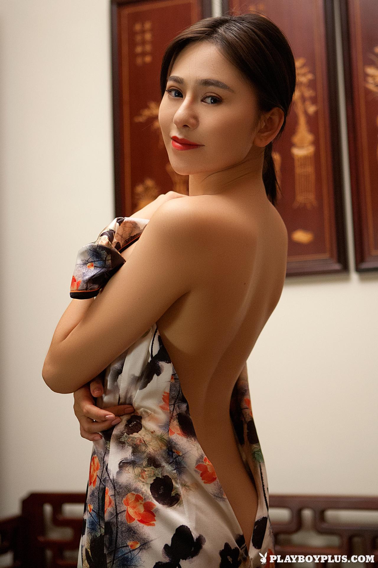 wu-muxi-nude-chinese-girl-short-dress-playboy-07