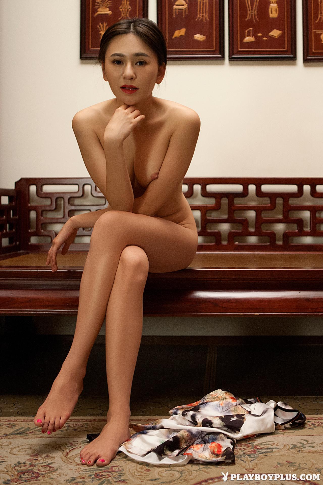 wu-muxi-nude-chinese-girl-short-dress-playboy-13