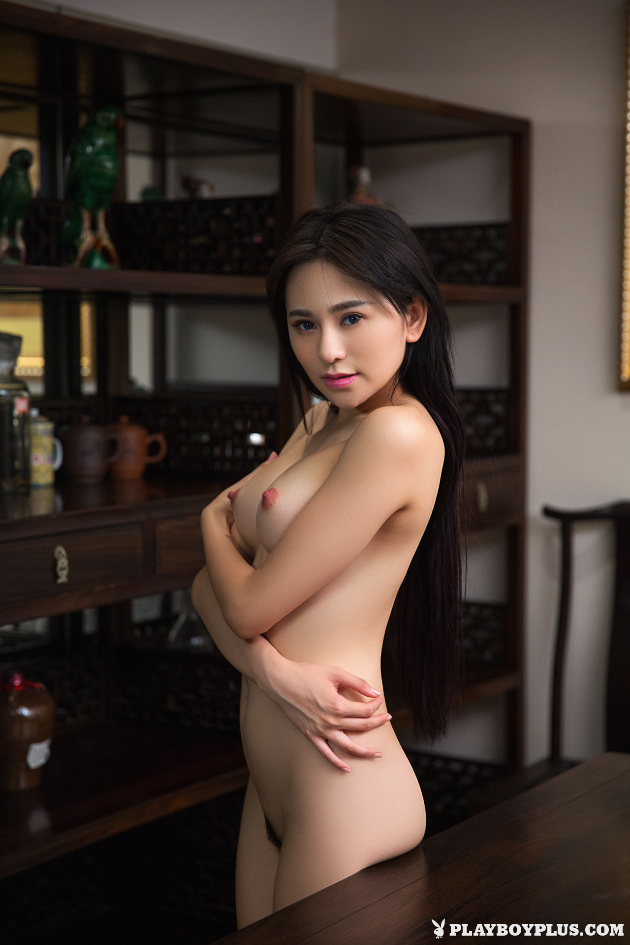 Chinese nudeModel  wu-muxi-chinese-model-nude-playboy-23