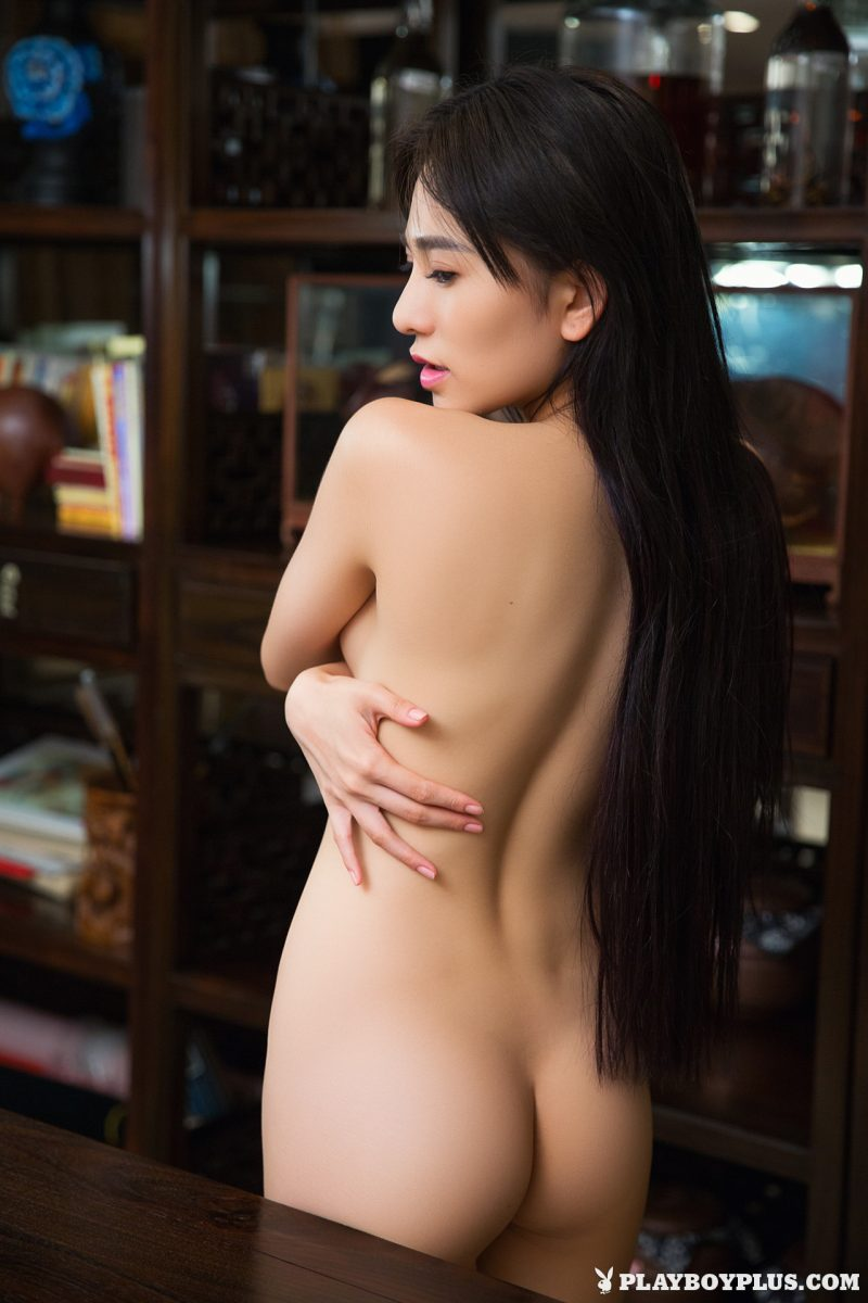 girls tits big asian Playboy