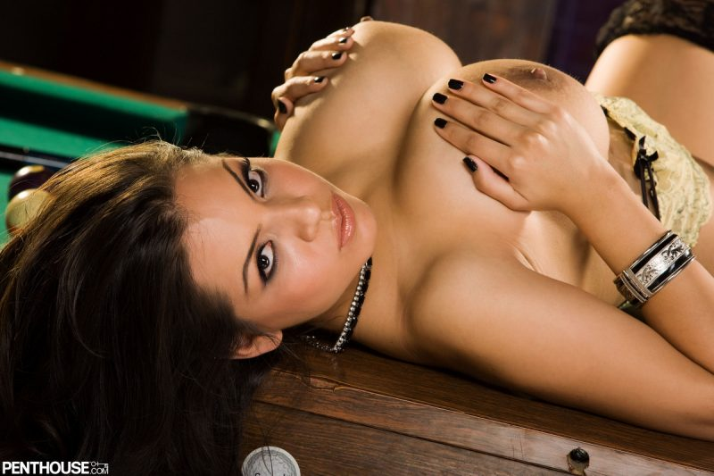 yurizan-beltran-pool-table-nude-penthouse-13