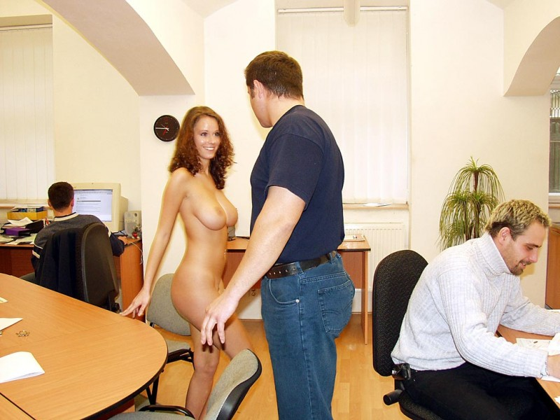 Zuzana Drabinova Nude In Public
