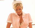 Nurse Heidi Hanson